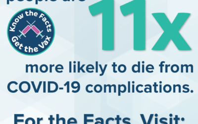 Know the Facts, Get the Vax – Preventing the Spread of Illness